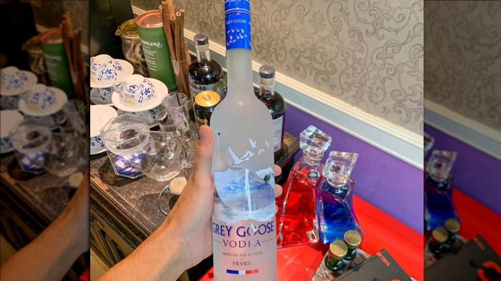 Why you should think twice before drinking Grey Goose vodka