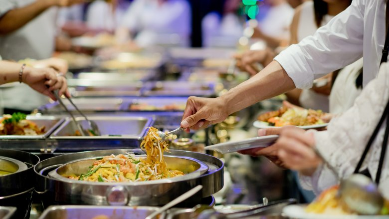 Workers Reveal What It's Really Like to Work at a Buffet