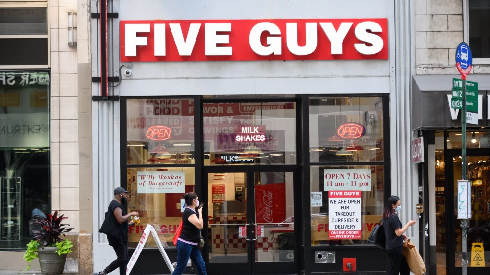 Workers reveal what it's really like to work at Five Guys