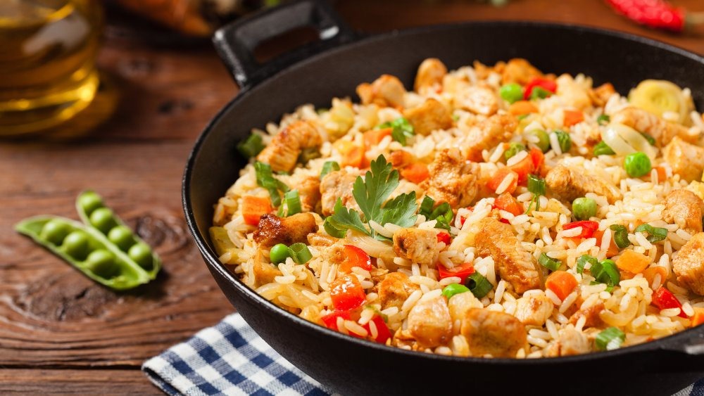 You should never order fried rice at a Chinese restaurant. Here's why
