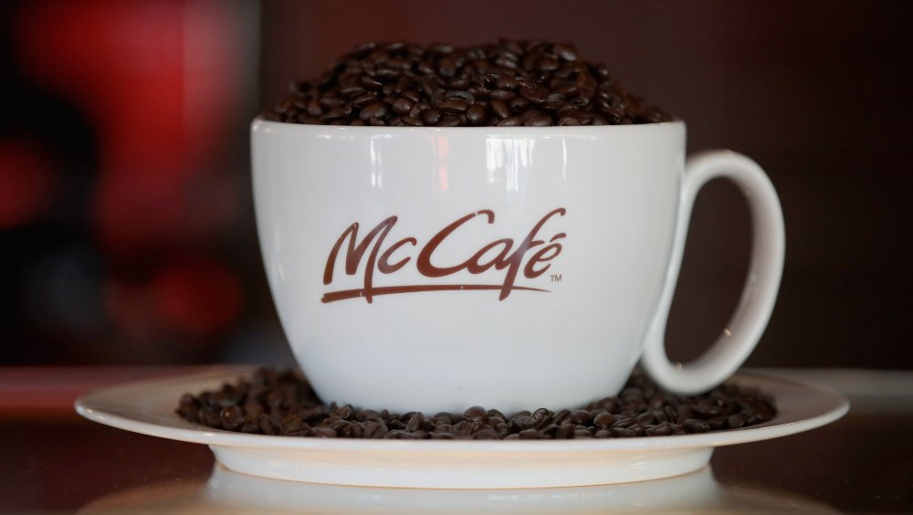You should never order McDonald's coffee. Here's why